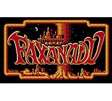 Faxanadu Photographic Print