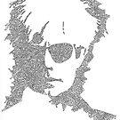 Garabato Warhol by JeffBowan