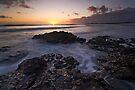 Rarawa Sunrise. by Michael Treloar
