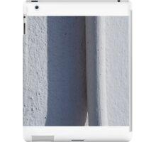 Monochrome Pipe iPad Case/Skin