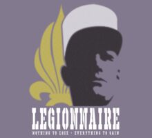 Legionnaire: Nothing To Lose - Everything To Gain Kids Clothes