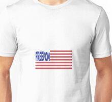 Freedom Flag Unisex T-Shirt