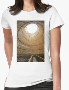 Waiting for the sun Womens Fitted T-Shirt