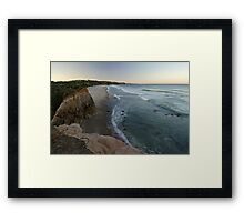 Whiritoa Beach Framed Print