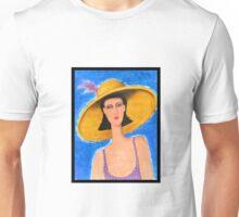 Lady Lilac Unisex T-Shirt