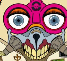 Mad Max: Furby Road Sticker