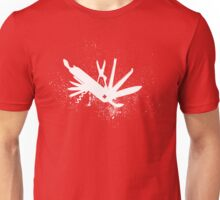 Weapon Swiss Unisex T-Shirt