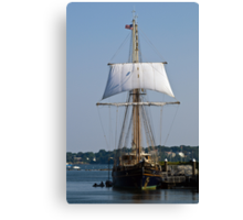 Peacemaker Tall Ship Canvas Print