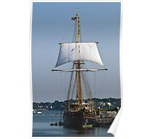 Peacemaker Tall Ship Poster