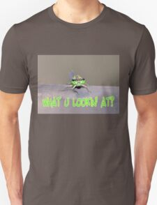 What U Lookin' At? Unisex T-Shirt