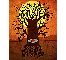All-seeing Tree Photographic Print