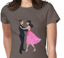 Are We Dancing?  Womens Fitted T-Shirt