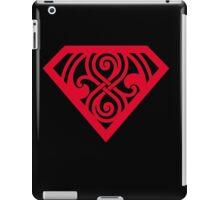 Last Son Of Gallifrey - Red iPad Case/Skin
