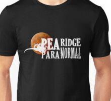 PeaRidge Paranormal Tee  -  'Script' Unisex T-Shirt