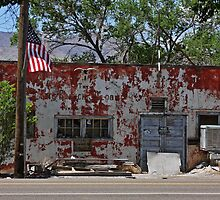 The Long Branch Saloon by Julia Washburn