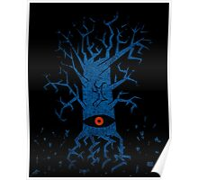 All-seeing Tree ( night ) Poster
