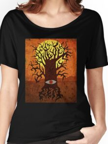 All-seeing Tree Women's Relaxed Fit T-Shirt