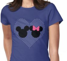 Happily Ever After  Womens Fitted T-Shirt