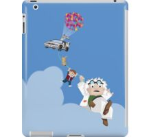 Up to the future iPad Case/Skin