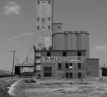 Old Mill by krimbey2
