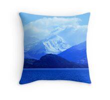 Lake Wanaka Throw Pillow