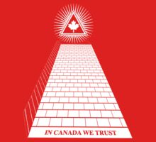 in Canada we trust rw Kids Clothes