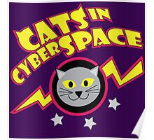 Cats in Cyberspace Poster