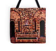 Kalemegdan Fortress Church Saint Petka Tote Bag