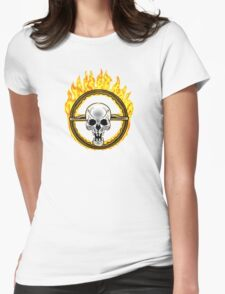 Fury Road Driver Womens Fitted T-Shirt
