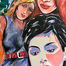 The Three Eves by Reynaldo