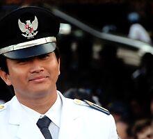 Army in Ubud, Bali by JonathaninBali