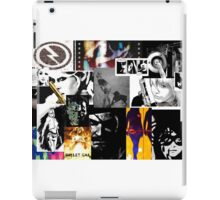 Bullet Gal: Collage iPad Case/Skin