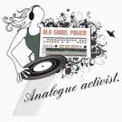 Old Skool Power 909 by boudidesign