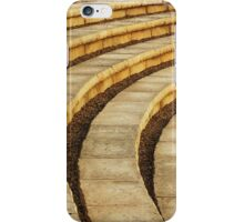 'Talons' (amphitheater abstract) iPhone Case/Skin