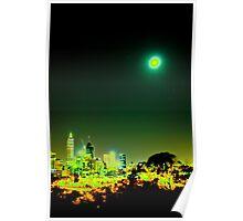 Lime Light Poster