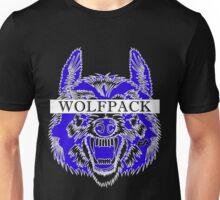 WOLFPACK ATTACK (BLACK) PHI BETA SIGMA - EA Unisex T-Shirt