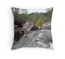 Bluewater 2 Throw Pillow