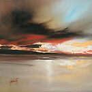 Wet Sand Study by scottnaismith