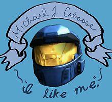 Caboose - I Like Me (New & Improved!) by JezaXC