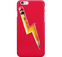 Pencil Lightning iPhone Case/Skin