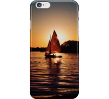 Sailing Silhouettes iPhone Case/Skin