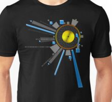 Digital Gold Record Unisex T-Shirt