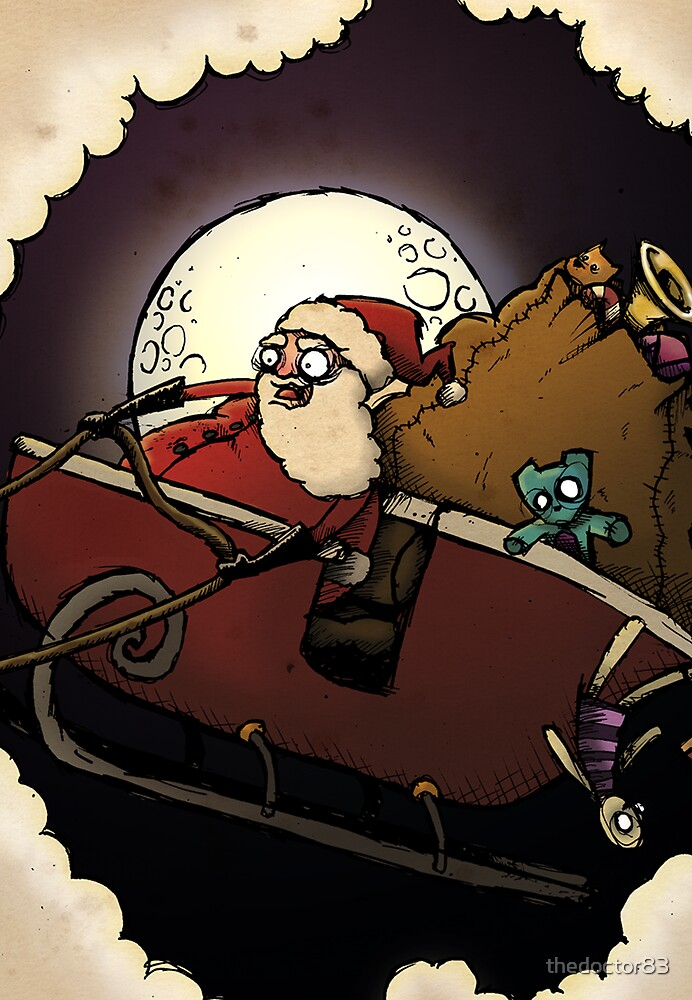 Santa by thedoctor83