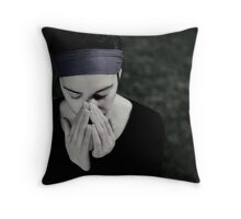 Seldom Thought Throw Pillow
