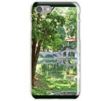 Park Alexandria -  Bila Tserkva,Ukraine iPhone Case/Skin