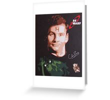 Arnold Rimmer Greeting Card