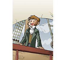 Darwin Comic Cover Photographic Print