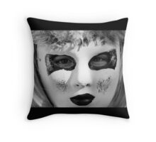Fancy Dress Throw Pillow