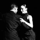 Tango Noir II by Clare McClelland