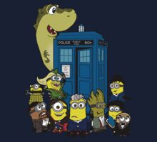 Doctor Min 12 and chums by ultimatewarrior